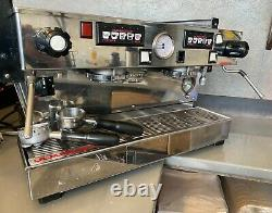 La Marzocco Linea 2 Groupe Espresso Machine. Utilisé