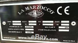 La Marzocco Linea 2av Machine À Expresso 2 Groupe Incl. Grinder- Inoxydable