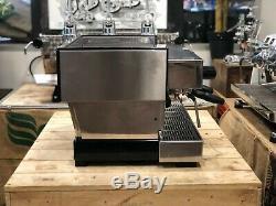 La Marzocco Linea Classic 2 Groupe Espresso Machine À Café Café Commercial Panier