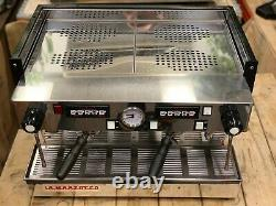 La Marzocco Linea Classic 2 Groupe Orange Espresso Machine À Café Café Commercial
