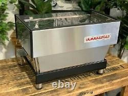 La Marzocco Linea Classic 2 Groupe Stainless Steel Espresso Machine À Café Cafe