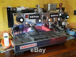 La Marzocco Linea Classic 2 Groupes Machine À Espresso Professionnel Top Italien