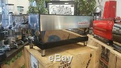La Marzocco Linea Classic 3 Groupe Inoxydable Pieds Machine À Café Espresso