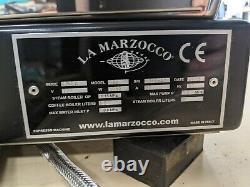 La Marzocco Linea Classic Av (3 Groupe) Espresso Coffee Machine