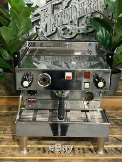 La Marzocco Linea Classique Semi Automatique Groupe 1 Machine À Café Espresso Accueil