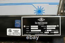 La Marzocco Linea Ee 2020 Open Box 3 Groupe Commercial Espresso Coffee Machine