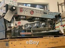 La Marzocco Linea Pb 3 Groupe Brand New Stainless Espresso Café Café Machine