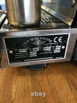 La Marzocco Linea Pb Av (2 Groupe) Machine À Café Expresso Rrp £ 9,885.00