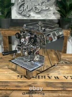 La Pavoni Giotto Evoluzione 1 Groupe Marque Nouvelle Machine À Café Espresso Inox