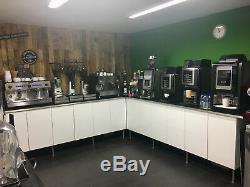 La Pavoni Pub Group 2s Deux Levier Espresso Machine À Café Inc Tva Baisse De Prix
