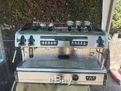 La S5 De Ek 2 Machine À Café Commercial Groupe Chrome