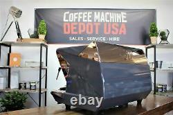 La San Marco 100 E 2 Groupe Commercial Espresso Machine