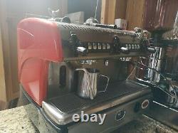 La Spaziale Compact 2 Chef De Groupe Commercial Coffee Espresso Machine