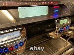 La Spaziale S40 2 Groupe Espresso Machine