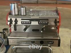 La Spaziale S5 2 Groupe Commercial Espresso Machine À Café