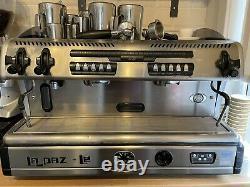 La Spaziale S5 2 Groupe Espresso Commercial Machine À Café Noir
