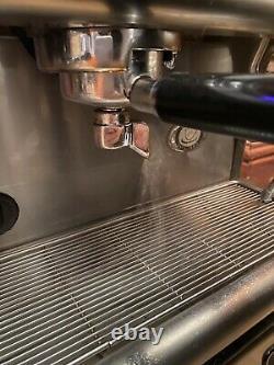 La Spaziale S5 2 Groupe Espresso Machine À Café Commerciale
