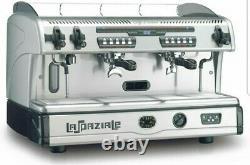 La Spaziale S5 2 Groupe Espresso Machine À Café Commerciale Noir