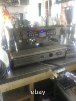 La Spaziale S5 Compact Ek 2-groupe Commercial Espresso Machine À Café