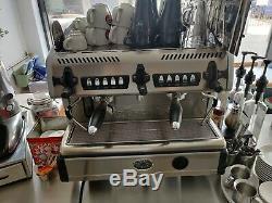 La Spaziale S5 Ek Compact Espresso / Machine À Café 2 Group Bon État