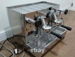 Lelit Giulietta Pl2s 2 Groupe Commercial Espresso Machine Café Latte Cappuccino