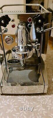 Machine À Café À Expresso Isomac Millennium (groupe Hx E61)