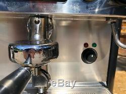 Machine À Café Espresso Commercial 2 Groupe Entièrement Automatique Iberital L'anna