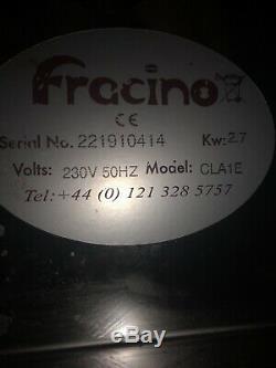Machine À Café Espresso Commercial Unique Groupe Fracino Classique Cla1e