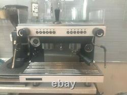 Machine À Café Espresso Traditionnelle (sanremo Zoe 2 Groupe) Blanc