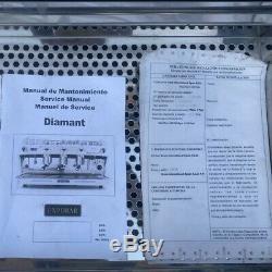 Machine À Café Expresso Expobar Diamant 2 Groupe + Accessoires