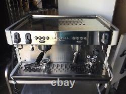 Machine À Café Iberitel Intenz 2 Groupe Espresso. Réf 06/21