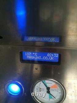 Magrini Viva S 3 Group Automatic Espresso Coffee Machine £1299+tva