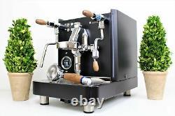 Moulin Rapide Vetrano 2b Evo Avec Machine À Café Espresso Groupe Bois 1