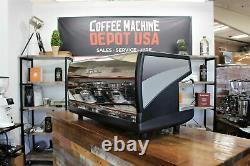 Nuova Simonelli Appia I 3 Group High Cup Commercial Espresso Machine