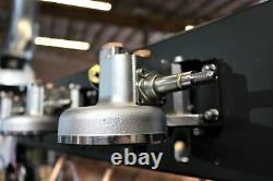 Nuova Simonelli Appia I 3 Groupe Low Cup Commercial Espresso Machine