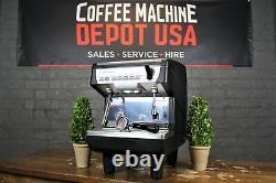 Nuova Simonelli Appia II Groupe Unique Avec Autosteam Commercial Espresso Machine