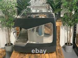 Nuova Simonelli Aurelia II 3 Groupe High Cup Black Espresso Machine À Café Café