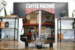 Nuova Simonelli Musica (noir) 1 Groupe Espresso Machine À Café Brand Nouveau
