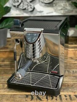 Nuova Simonelli Oscar II 1 Groupe Toute Nouvelle Machine À Café Espresso Inoxydable
