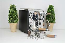 Quick MILL Rubino Black Edition 1 Groupe Espresso Coffee Machine