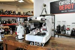 Rancilio Classe 5 S 1 Groupe Semi Automatique Commercial Machine À Expresso