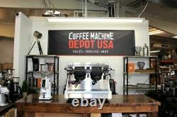 Rancilio Classe 5 Usb 2 Machine Group Compact Commercial Espresso