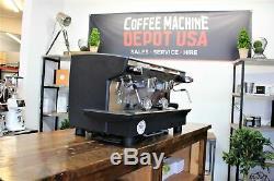 Rancilio Classe 6 2 Groupe Commercial Machine À Café Espresso