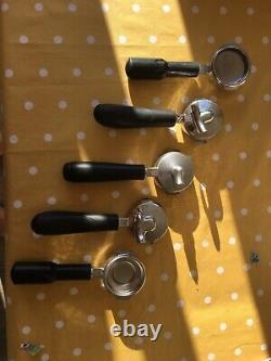 Rancilio Classe 6 2 Groupe Double Gpl Gaz Machine À Café Espresso
