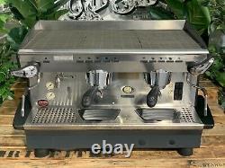 Rancilio Classe 6 2 Groupe Grey Espresso Coffee Machine Commercial Wholesale Bar