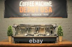 Rancilio Classe 6 3 Groupe Commercial Espresso Machine