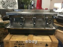 Rancilio Classe 6 3 Groupe Grey Espresso Machine À Café Commercial En Gros Café