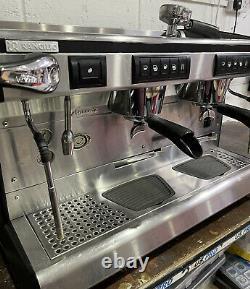 Rancilio Classe 7 2 Groupe Commercial Espresso Machine À Café Refaite