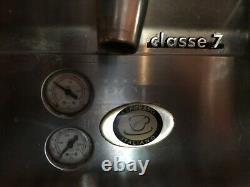 Rancilio Classe 7s Semi-automatique 2 Commercial Machine À Expresso Groupe