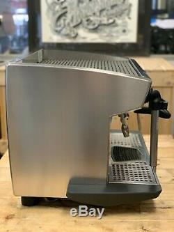 Rancilio Classe 8 1 Groupe Espresso Machine À Café Café Restaurant Latte Cup Bean